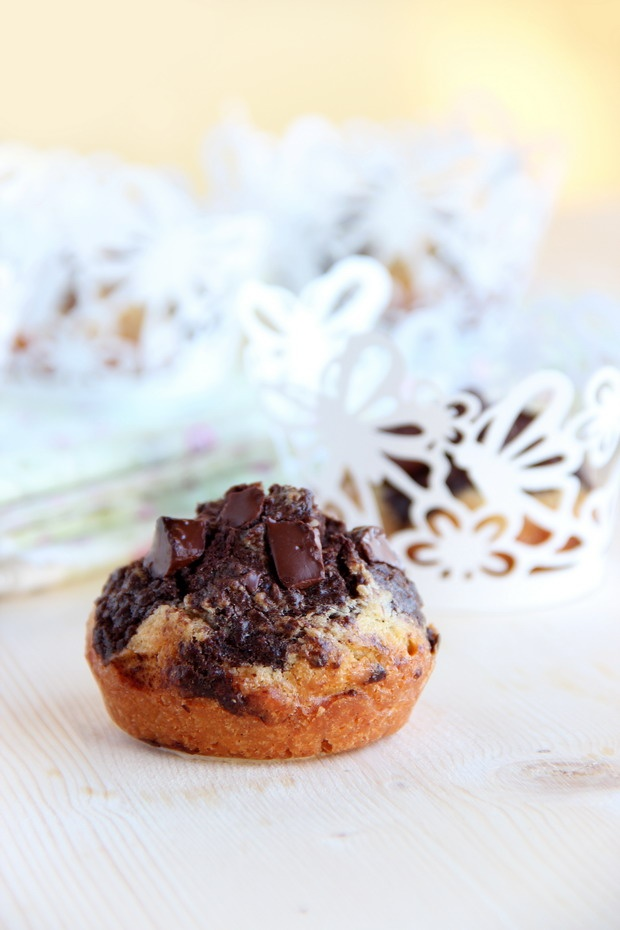 Chocolate and Coconut Muffins. Yum! | Desserts | Pinterest