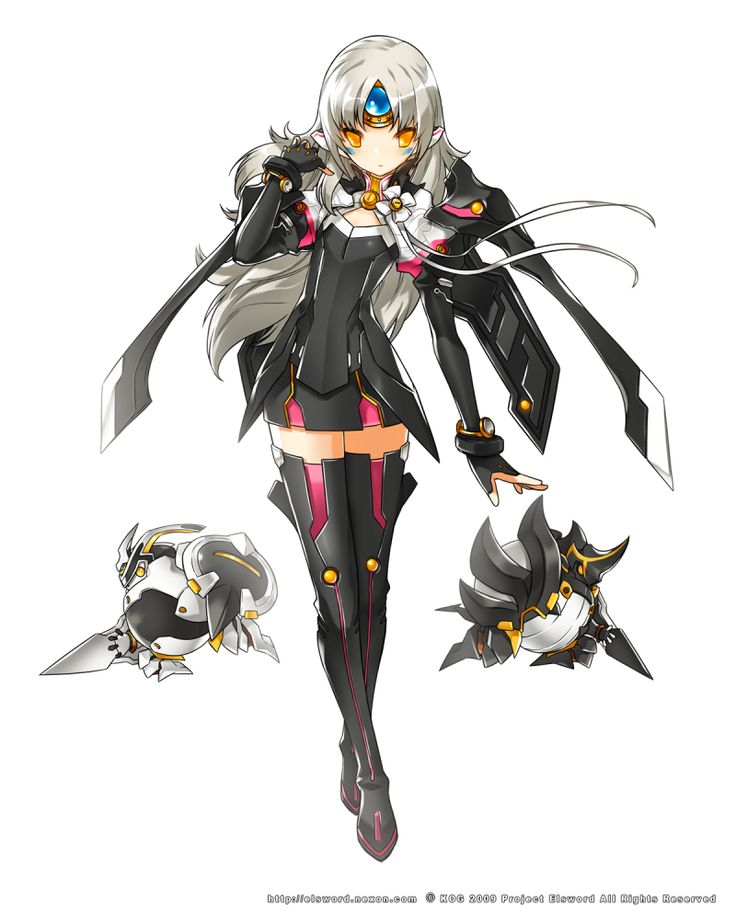 Elsword-306434186.png (800×997) | Games! / game characters ...