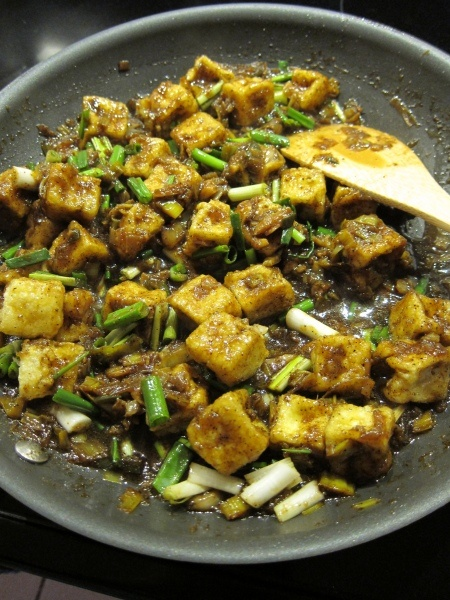 black pepper tofu | Recipes | Pinterest