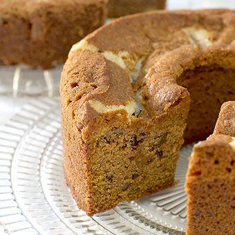 Pumpkin Cranberry Spice Tea Cake - This uses marmalade, pumpkin, dried ...