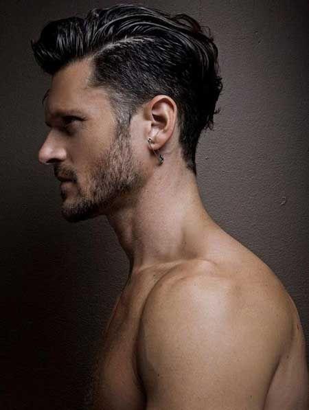 Love this hot men s disconnected haircut corte de hombre pinterest
