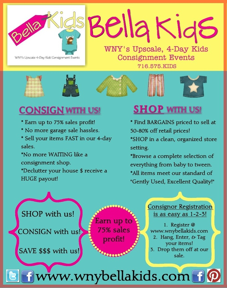 Bella kids where wny s growing families sell shop amp save with