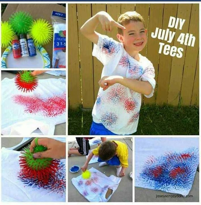 july 4th crafts for seniors