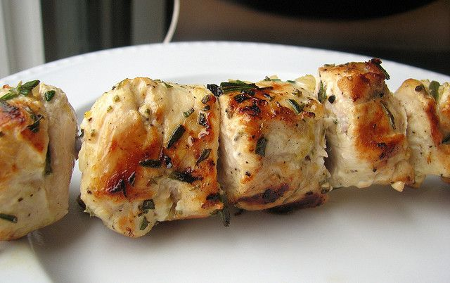 Lemon Rosemary Chicken by Tracey's Culinary Adventures, via Flickr