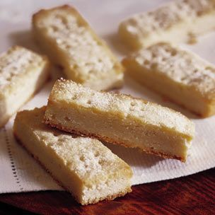 Scotch Shortbread (recipie from William Sonoma who is ALWAYS ...