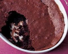 Chocolate fudge brownie pudding | Recipe