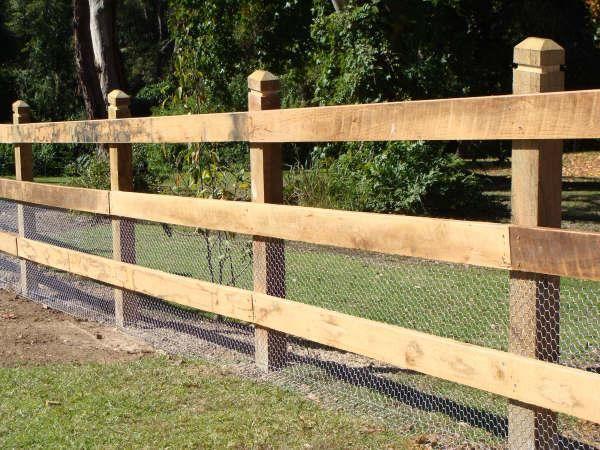 Rural Fence Designs Bing Images
