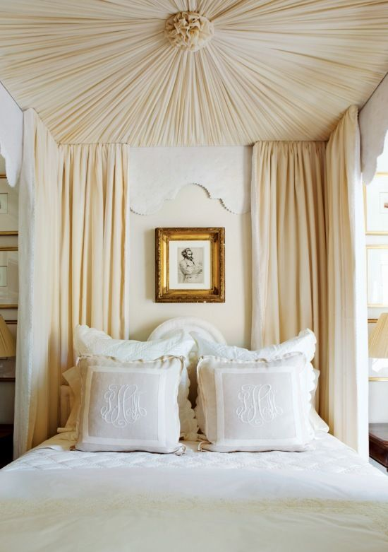 Home Decor Romantic Canopy Beds