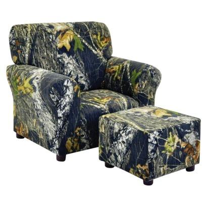 mossy oak chair