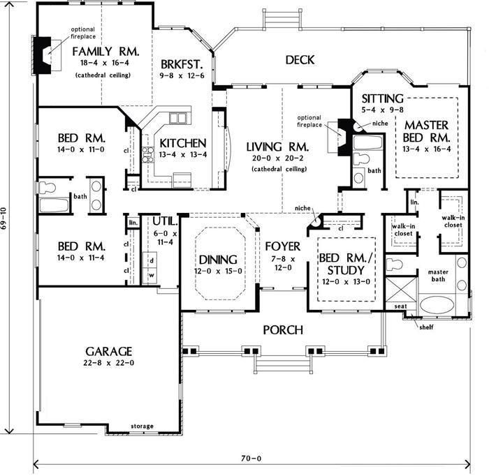 1 story farm like house plans pinterest