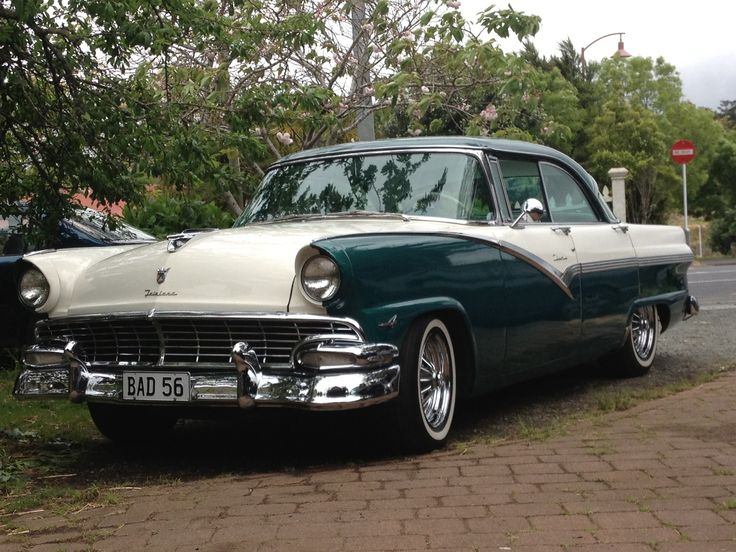 My 1956 ford four door fairlane victoria 1956 ford for 1956 ford fairlane 4 door hardtop