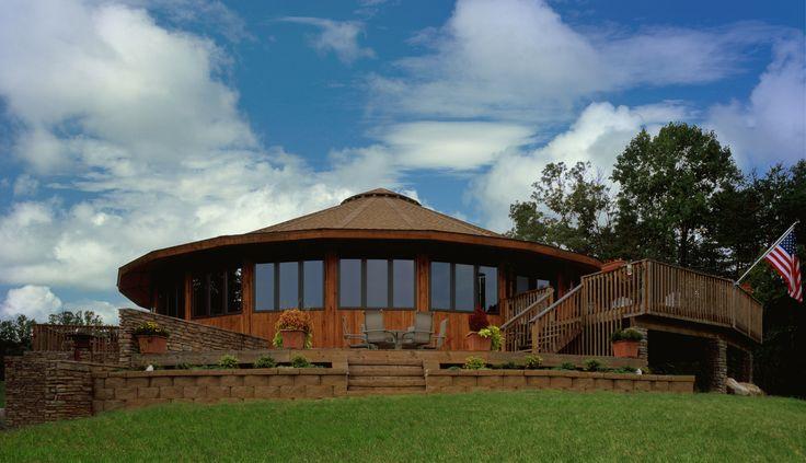 Pin by dani martin on yurt living pinterest - Quick built homes ...