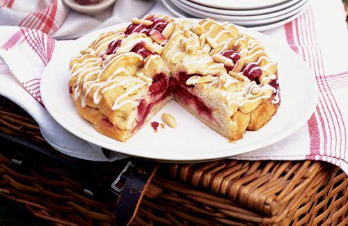 B Catling Raspberry and almond c...