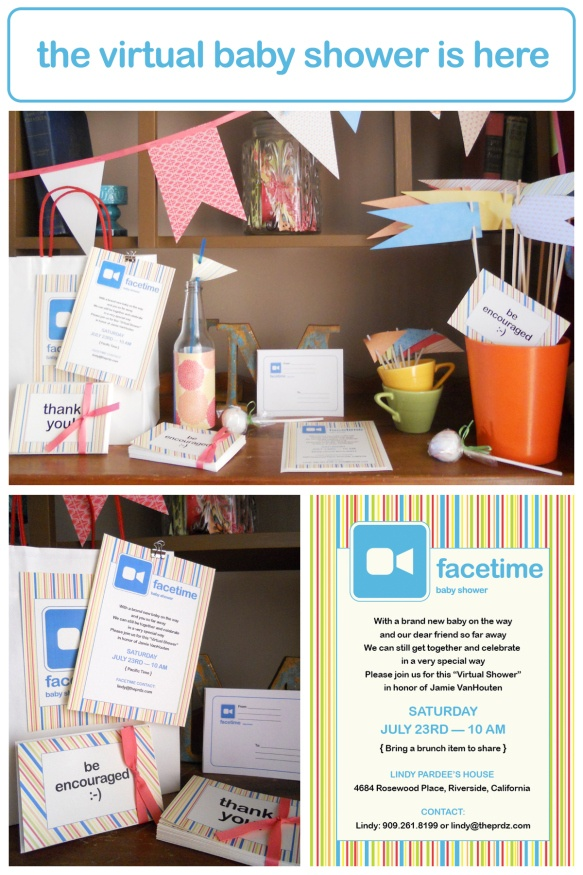 virtual baby shower babies pinterest