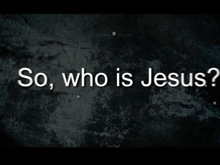 essay on who is jesus christ