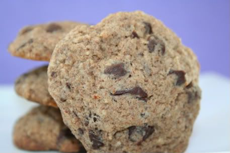 Buckwheat Chocolate Chip Cookies! Interesting (Low Carb and Gluten ...