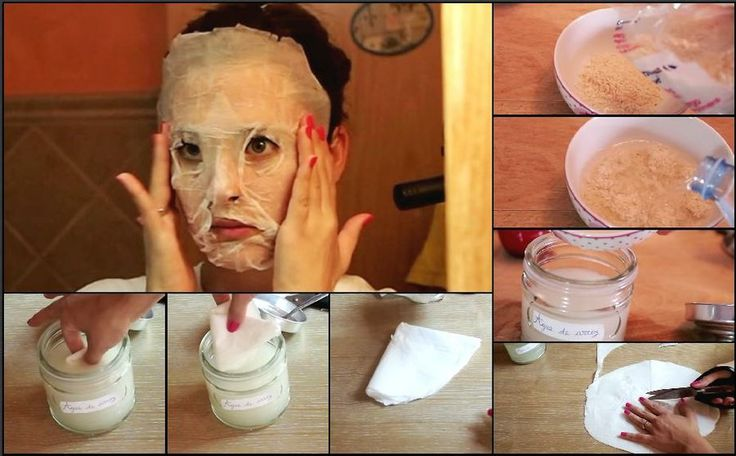 Рисовые маски в домашних условиях 605