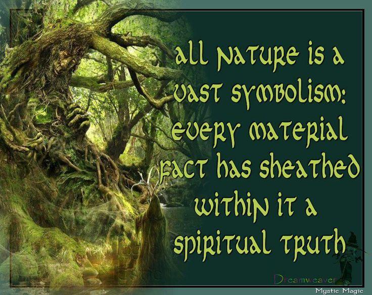 Similiar Symbolism Quotes About Nature Keywords