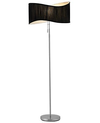 adesso symphony floor lamp floor lamps for the home macy 39 s. Black Bedroom Furniture Sets. Home Design Ideas