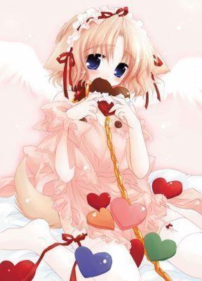 Cute anime :)