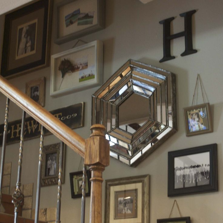 stair wall 1 for the home pinterest