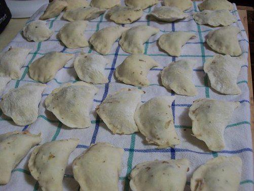 Potato and Cheese Pierogi, a recipe on Food52