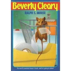 Ralph S. Mouse by Beverly Cleary | [Memory Lane] | Pinterest: pinterest.com/pin/225109681344722137