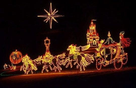 Oglebay Park Christmas Lights