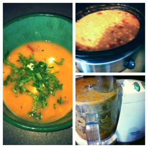 Mexican White Bean Soup – Crock Pot Clean Eating Serves 5, Approx ...