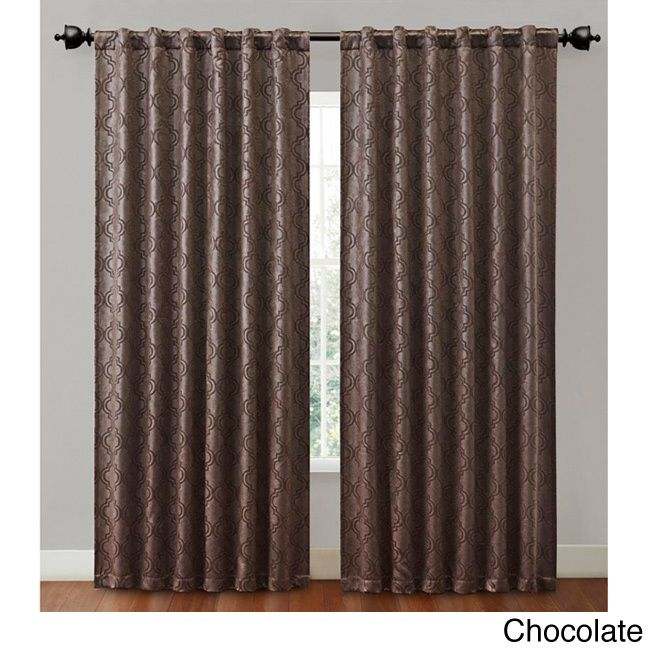 Curtains Ideas light blocking curtains : Frame your window in rich color while blocking light and sound with ...