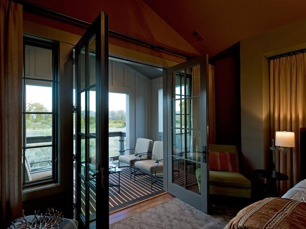 Master bedroom balcony for the home pinterest for Bedroom designs with balcony