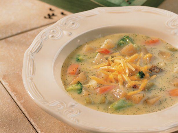 Harvest Vegetable Chowder | Recipe