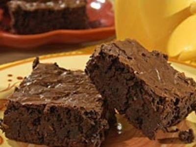 whole grain fudgy brownies | COOKIES | Pinterest