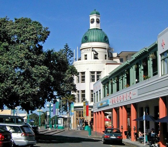 Napier New Zealand  city photos : Napier, New Zealand | New Zealand | Pinterest