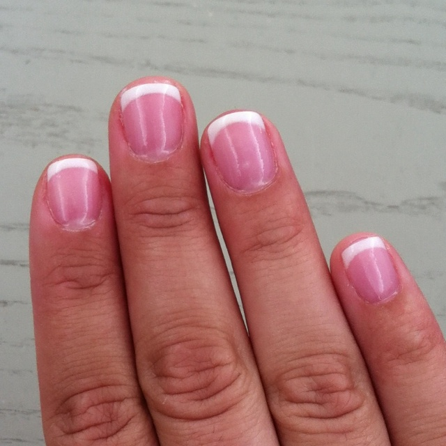 My First Sns Manicure Supposed To Be Healthier Than Gel