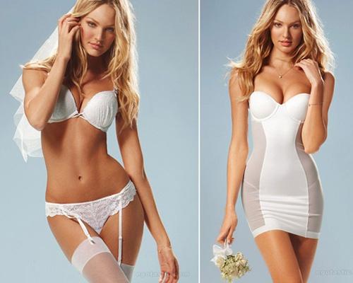 Lingerie branca para a noite de núpcias. #casamento #lingerie #noivas