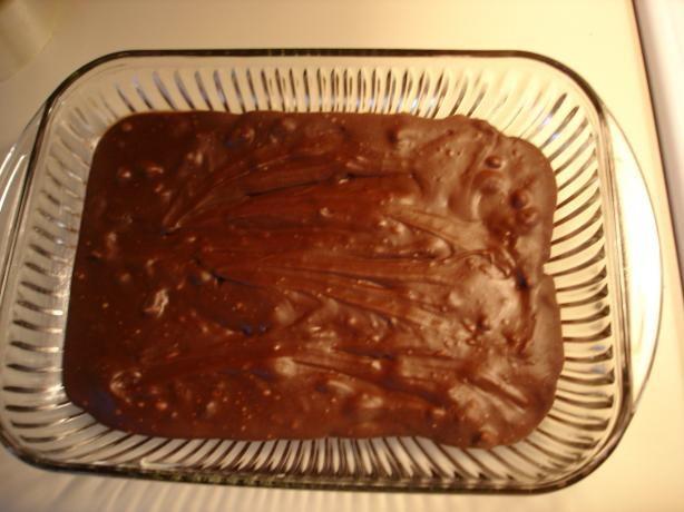 Hershey's Old Fashioned Rich Cocoa Fudge Recipe - Food.com - 4573