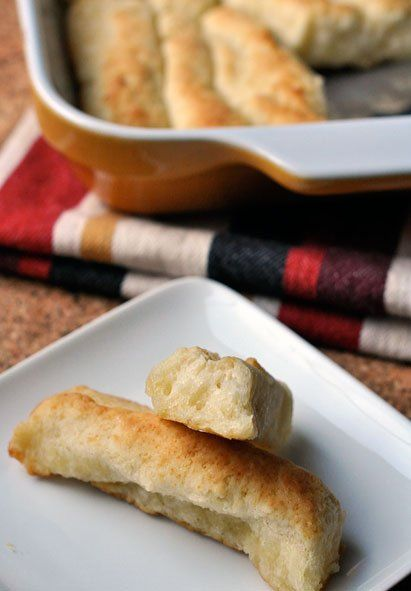 Biscuit Butter Dips. Butter dips are an old Betty Crocker classic ...