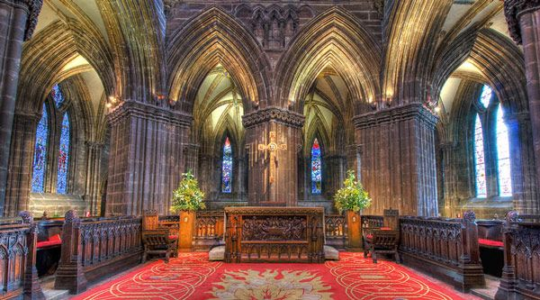 Glasgow Cathedral I Will Go Here One Day Pinterest