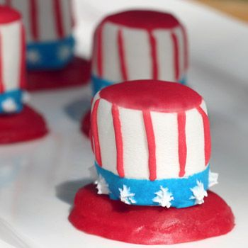 These Mini Sams are fun AND delicious! #forthofjuly