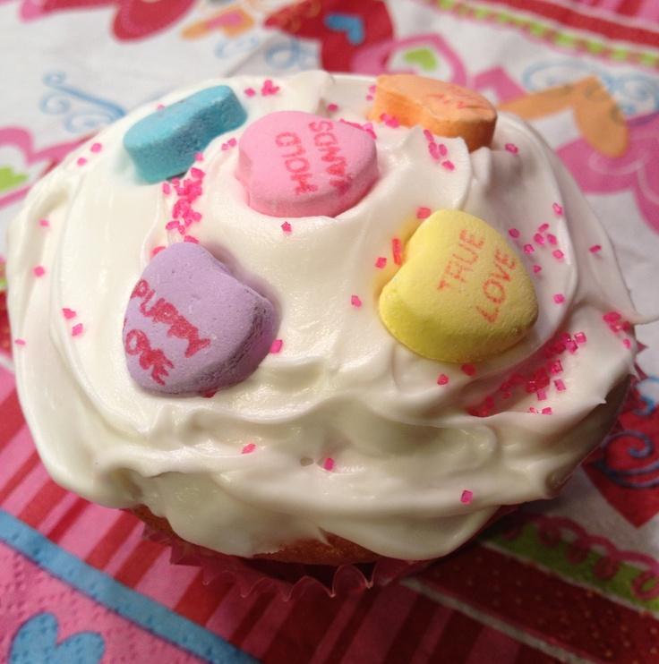 Cupcake valentine ideas