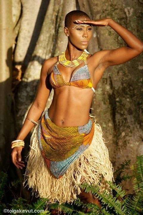 Gorgeous | African Dresses | Pinterest