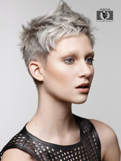 hairstyles fall winter 2017 : Short hair for after chemo Hair and Beauty Pinterest