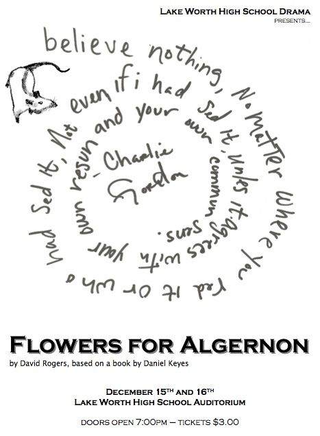 teachers thesis statements - flowers for algernon