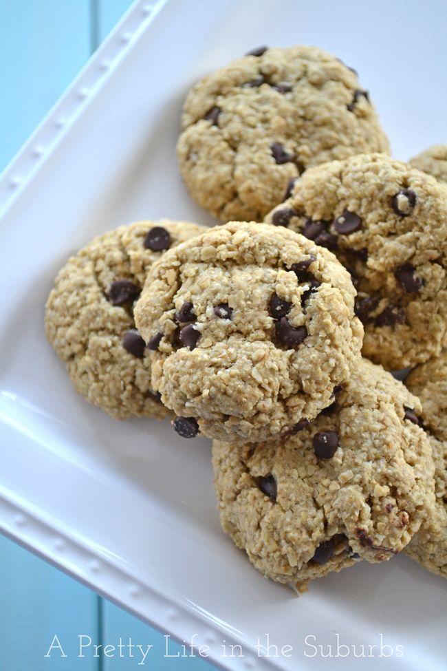 Chocolate Chip Oatmeal Cookies | Recipe