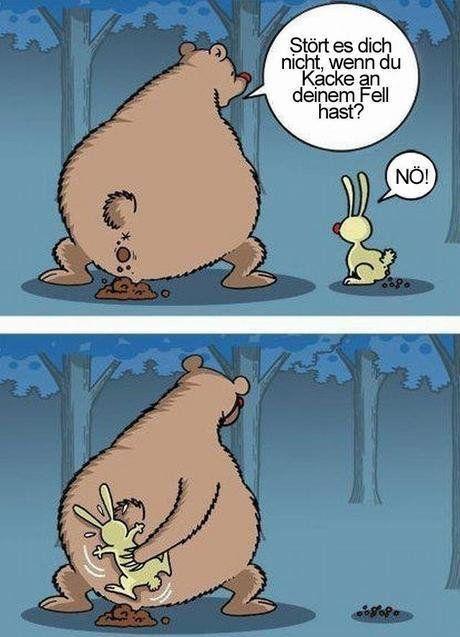 lustig baerchen: