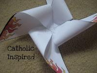 pentecost windmill craft