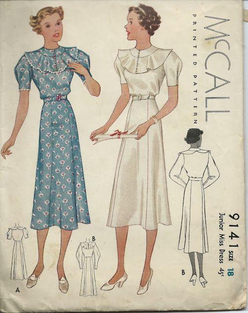 Elsa Dress Pattern McCall's