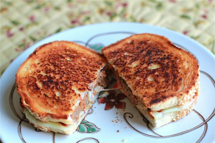 Italian grilled cheese sandwiches | Recipes 101 | Pinterest