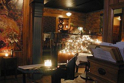 The Left Bank Restaurant Buffalo Ny